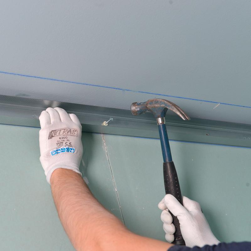 Metal Stud Plafond Stap 02